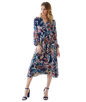 urban-outfitters-bardot-botanic-print-wrap-dress