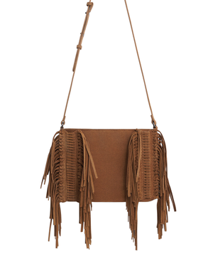 mango-fringe-leather-bag