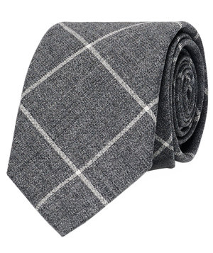 club-monaco-windowpane-tie