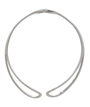 express-hinge-curve-open-collar-necklace