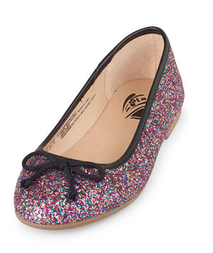 childrens-place-girls-glitter-bow-audrey-ballet-flat