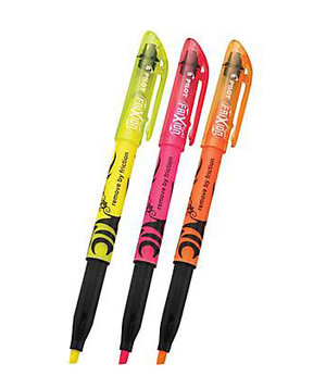 pilot-frixion-light-erasable-highlighters