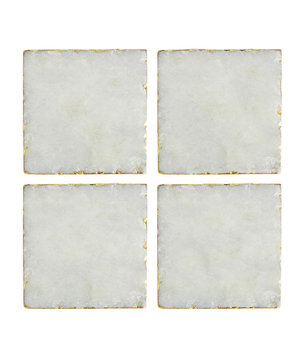 marble-with-golden-trim-coaster-set
