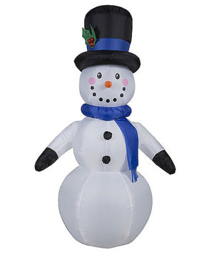 snowman-inflatable