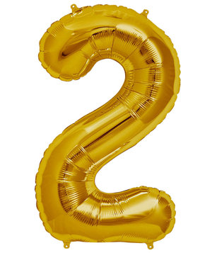 gold-number-party-balloon