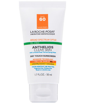 anthelios-60-clearskin-dry-touch-sunscreen