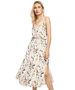 floral-camisole-dress