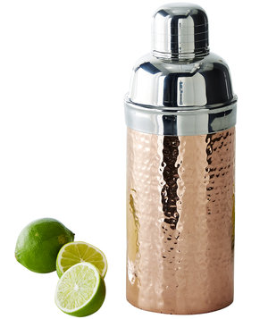 copper-hammered-cocktail-shaker