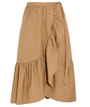 cotton-wrap-skirt