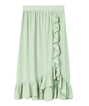 mango-ruffled-wrap-skirt
