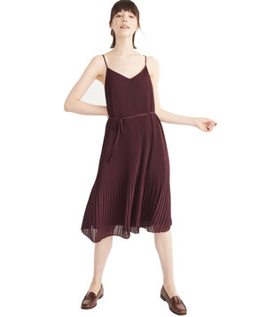 pleated-midi-dress