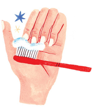 toothbrush-toothpaste-nails