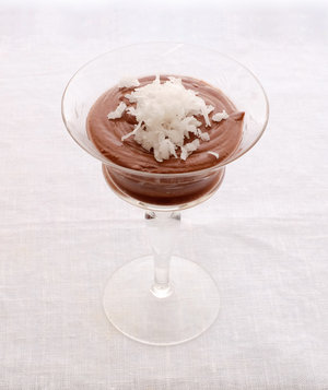 coconut-milk-chocolate-pudding