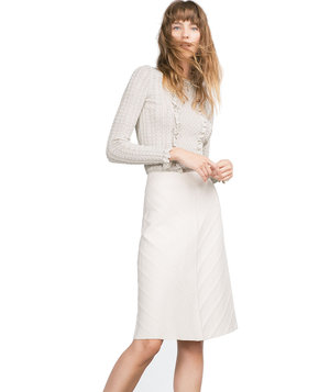 zara-midi-skirt-cream