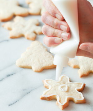 decorating sugar cookies - How To Decorate Cookies