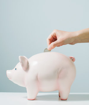 hand-in-piggy-bank