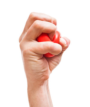hand-squeezing-stress-ball
