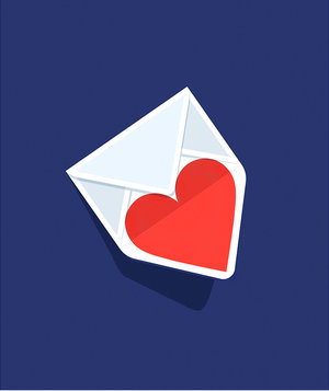 heart-envelope-love-words