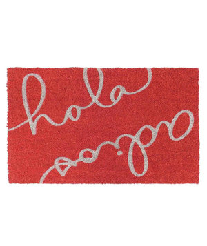 hola-adios-red-doormat