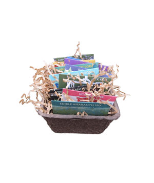 Edible Landscapes Gift Basket