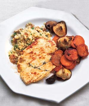 yogurt-marinated-chickenwithmushrooms-sweet-potatoes