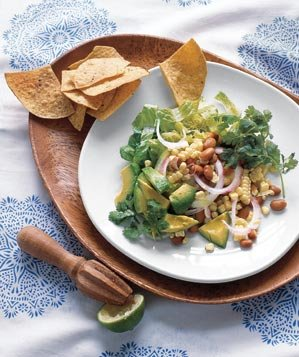 cool-southwestern-salad-corn-avocado
