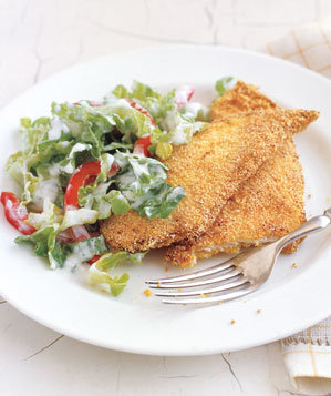 crispy-chicken-cutlets