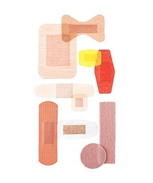 assortment-of-band-aids