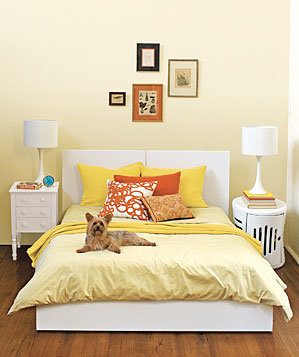 Mix It Up   23 Decorating Tricks for Your Bedroom - Real ...
