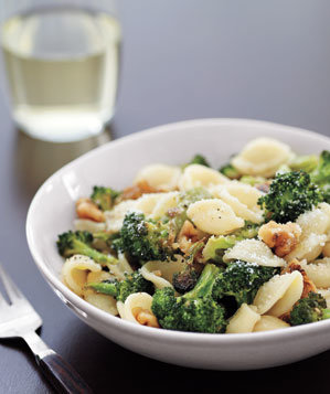 pasta-sheels-broccoli