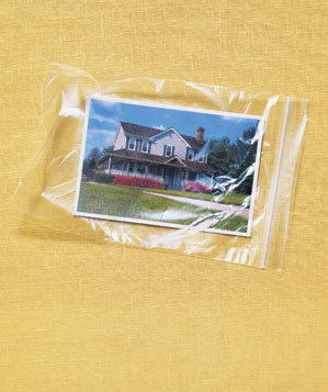 house-plastic-bag