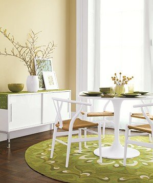 pump up the color 20 low cost decorating ideas real simple