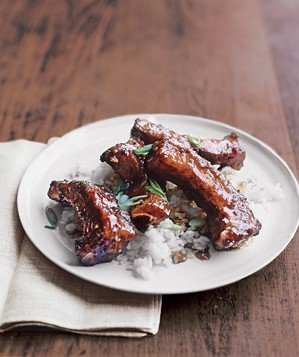 ribs-with-rice