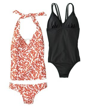 old-navy-halter-coral-tankini-converse-one-star-swimwear