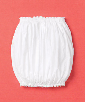 white-bubble-skirt
