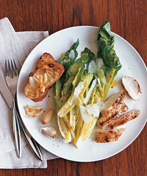 caesar-salad-grilled-garlic-chicken