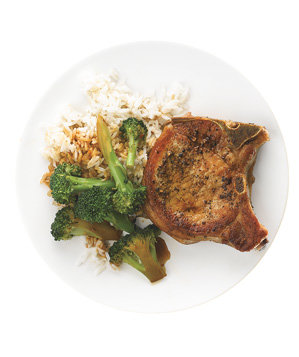 pork-chops-broccoli