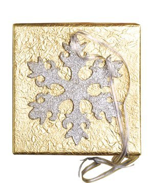 gift-gold-silver-snowflake