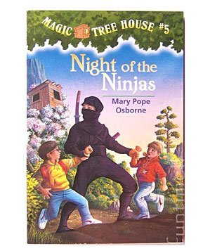 Night Of The Ninjas Kids Favorite Bedtime Books Real