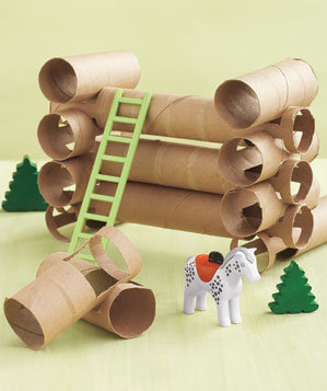 paper-tubes-lincoln-logs