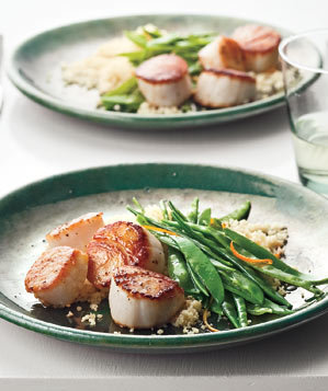 scallops-snow-peas