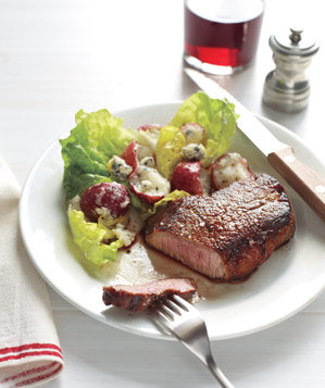 steak-potato-salad