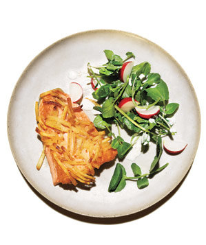 potato-crusted-salmon-watercress