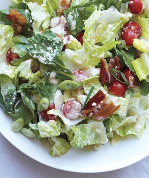 romaine-bacon