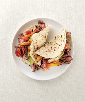 grilled-beef-pepper-fajitas