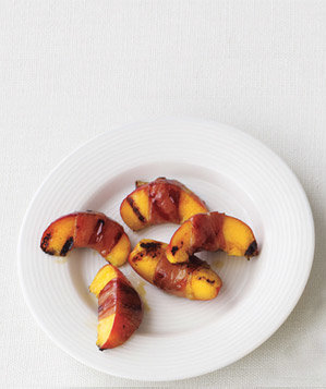 prosciutto-wrapped-nectarines