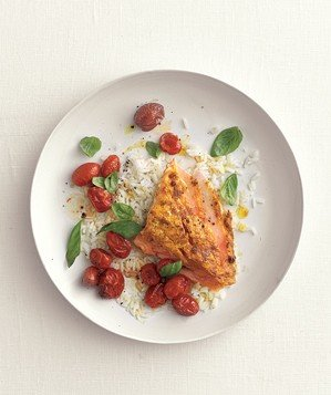 roasted-curry-salmon-tomatoes