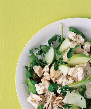 apple-watercress-chicken-salad