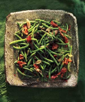 greenbeanswithbaconvinaigrette