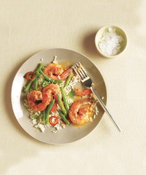 spiced-shrimp-green-beans